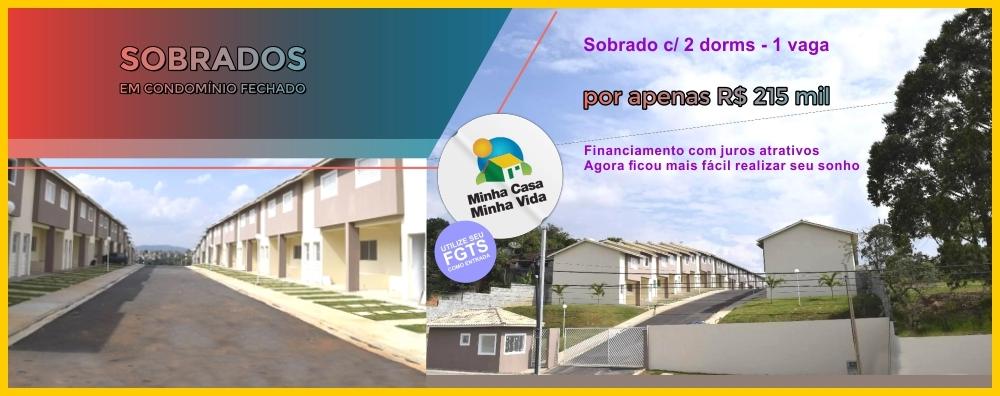 CASA - CHÁCARA DO SOLAR II - SANTANA DE PARNAÍBA/S
