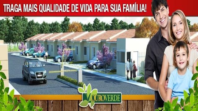 Residencial Ouro Verde 1