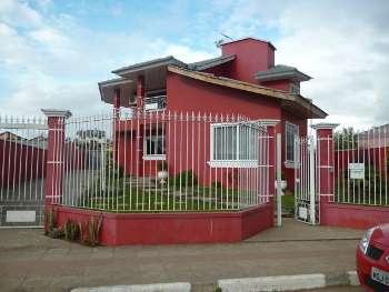 Casa de Alv. c/1 suíte master+2 quartos Lages SC