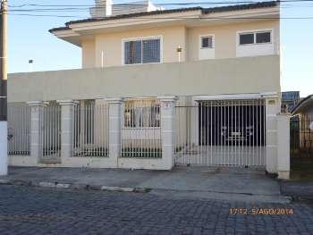 Casa de Alv. c/4 quartos+ 1suíte Brusque Lages SC