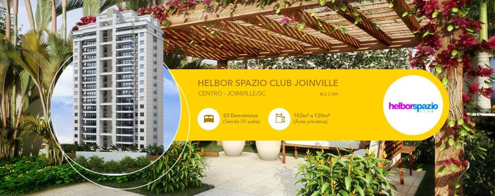 HELBOR SPAZIO CLUB JOINVILLE