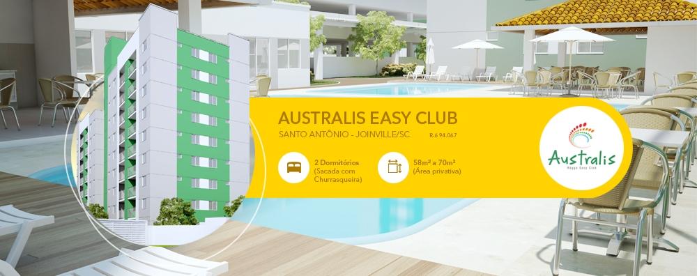 RESIDENCIAL AUSTRALIS EASY CLUB