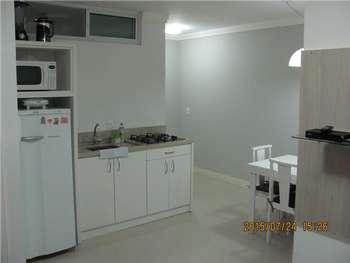 Apartamento de 01 dormit�rio com garagem rotativa