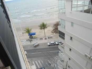 Triplex em Edifício frente mar