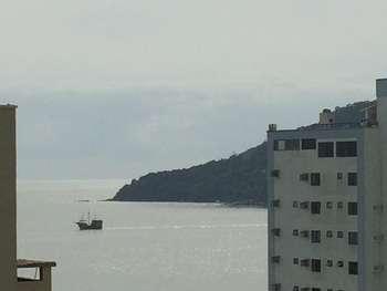 apto com vista mar vaga privativa centro BC