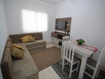 Apartamento quadra mar, 1 dormitório, centro de BC