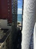Temporada na quadra mar em Balneário Camboriú