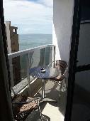 Apartamento 2 dormi. Bal. Camboriú com Vista Mar