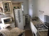 01 dormitório, semi mobiliado - Garagem Privativa