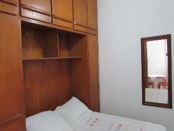 Temporada: 1 dormitório - Região central!